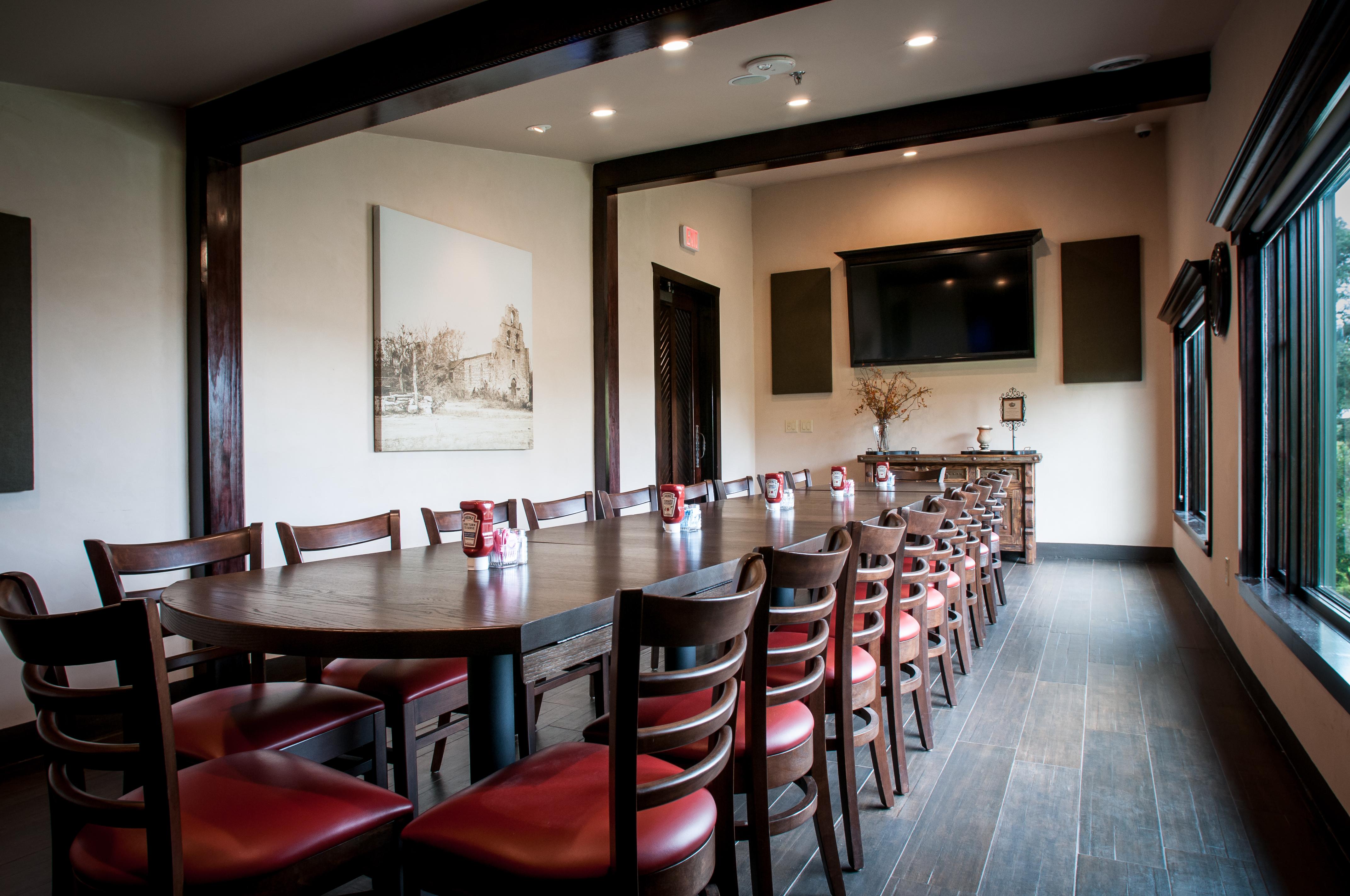 Banquets 281 Alamo Cafe